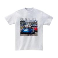 仲間の中古のオープンカーTシャツ L アッシュ