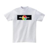 ヘビーウェイトTシャツ L アッシュ masterpeace(piece)