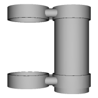 グリップチューブ1A(wismec vicino用)