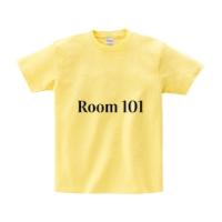 ヘビーウェイトTシャツ M ライトイエロー Room101