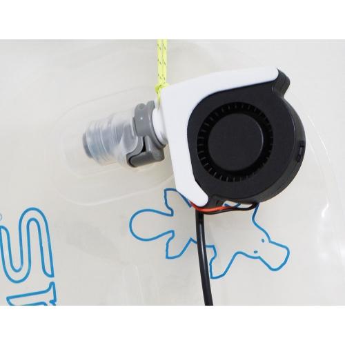 プラティパス BIG ZIP 乾燥用ファンアダプター