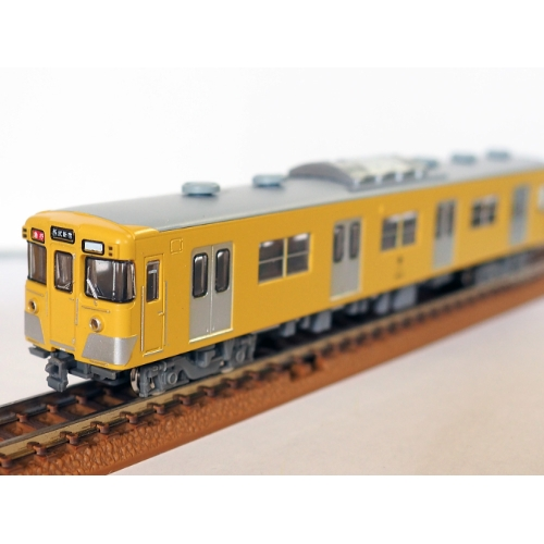 SB25-61 2000系 6連(HS20)床下機器GM薄型【武蔵模型工房 Nゲージ 鉄道模型】