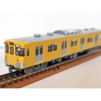 SB25-80 2000系 8連(HB2000)床下GM薄型【武蔵模型工房 Nゲージ 鉄道模型】