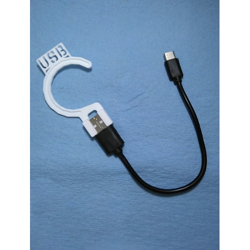 タブ付USBハンガー2個セット