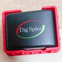 DigSpice3 デジスパイス3 GPSロガーホルダー