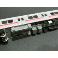 2000系更新車(DT線10両)床下機器