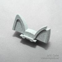 シュー用ドレスアップパーツ (猫耳/さくらねこL)  [MRO-DS-CAT-02L]