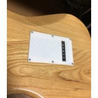 ギター ストラトキャスター用バックプレート 穴あり