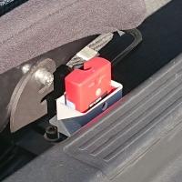 トランスポンダ AMB TranX 260 ホルダー ネジ/両面テープ止めタイプ