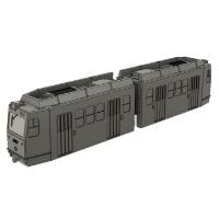 ブダペスト・トラム2号線車両(路面電車)