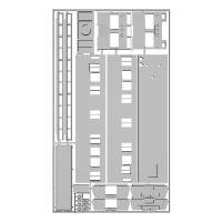 台湾鉄道 保守用車Nゲージキット (架線維修車)
