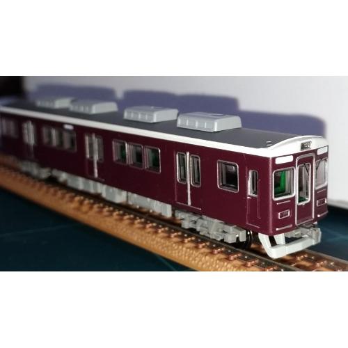 HK50-03 5001F 8連(更新車)床下機器【武蔵模型工房 Nゲージ 鉄道模型】