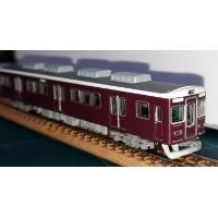 HK50-04 5001F 6連(更新車)床下機器【武蔵模型工房 Nゲージ 鉄道模型】