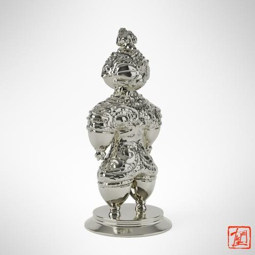 土偶 彫像