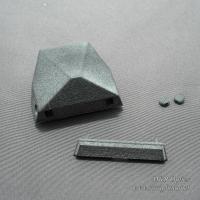 シュー用ドレスアップパーツ (ペンタダミー汎用)  [MRO-DS-PEN-01]