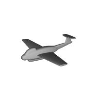 ジェット機 Type-101 大
