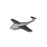 ジェット機 Type-101 小