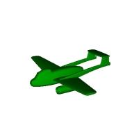ジェット機 Type-202 小