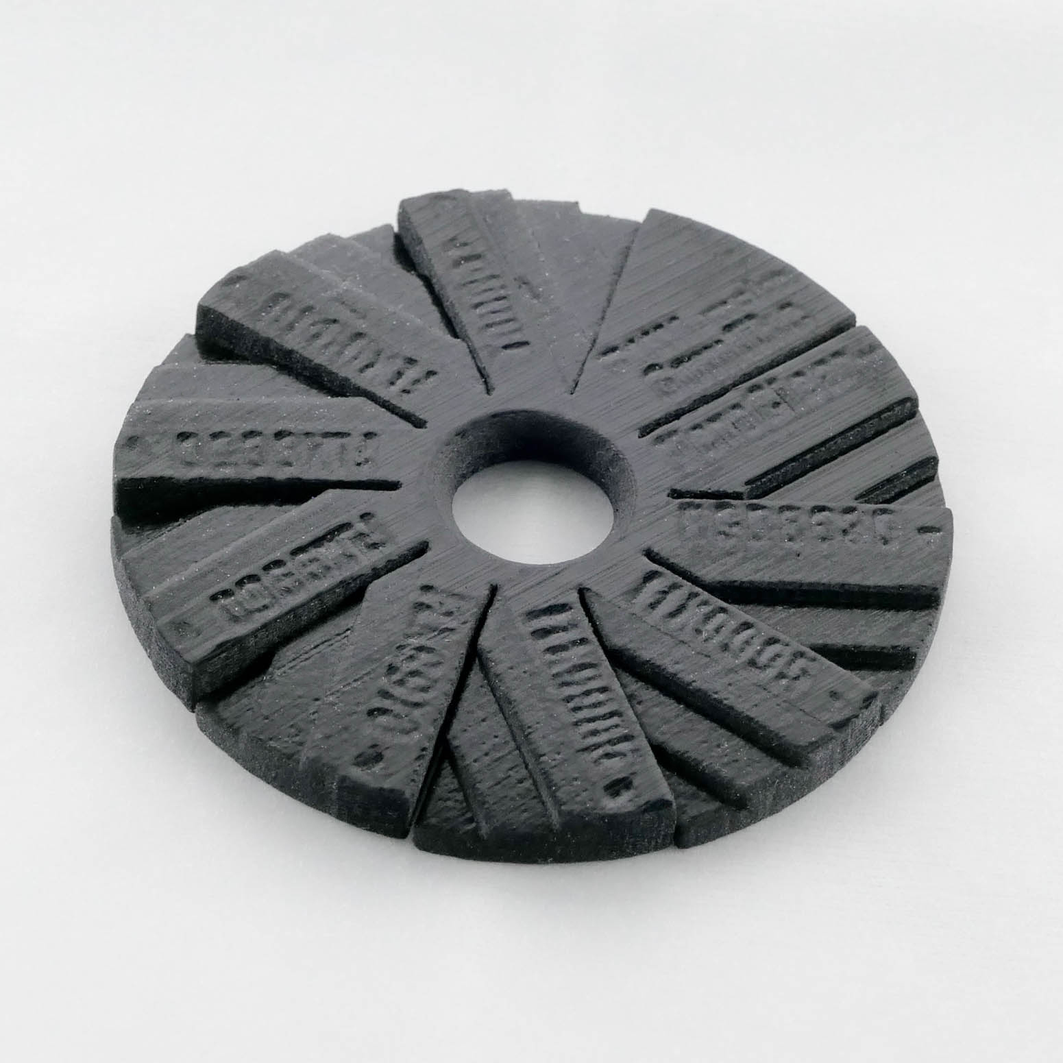 ゴムライク ブラック(FLX9940)