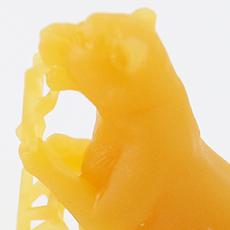 PartPro100xP専用 光造形樹脂(オレンジ)
