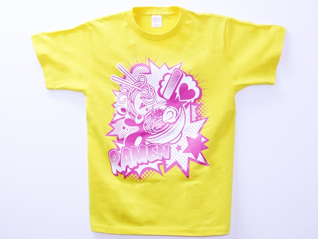 041 カラー:黄 サイズ:M