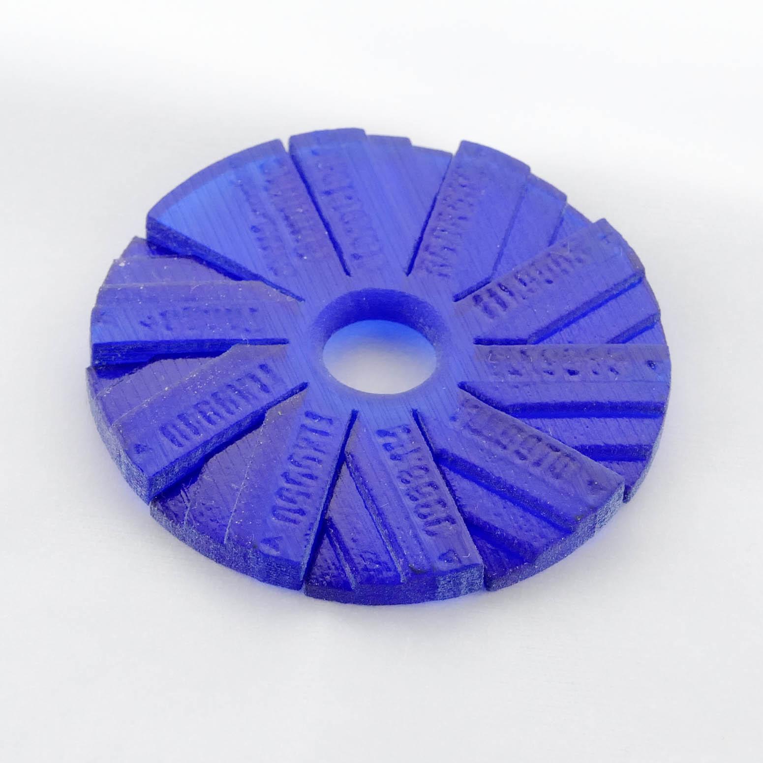 ゴムライク ブルー(RGD8630)