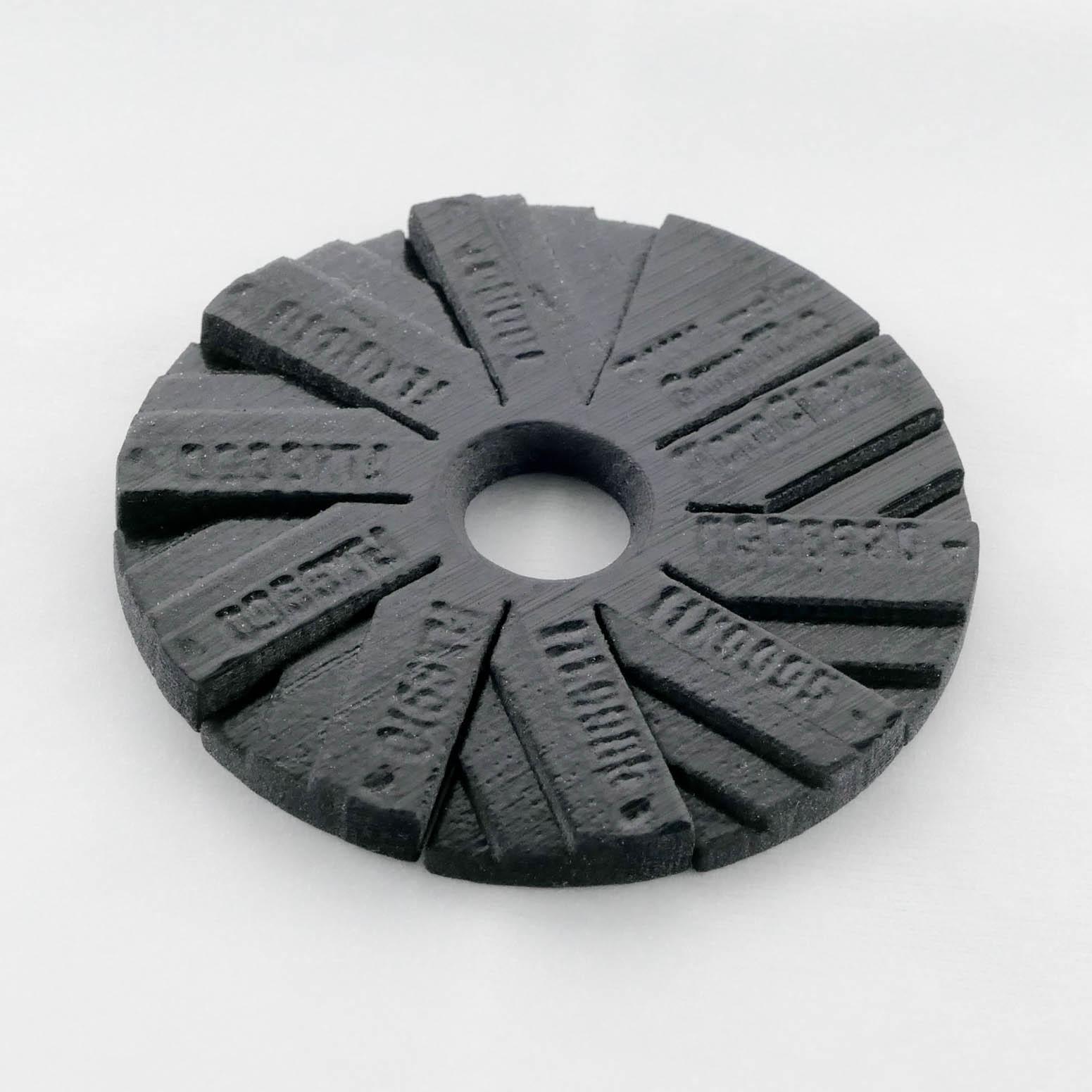 ゴムライク ブラック(FLX9985)