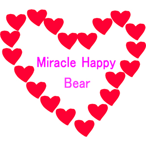 Miracle Happy Bear