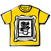 ゆる名画のTシャツ屋さん