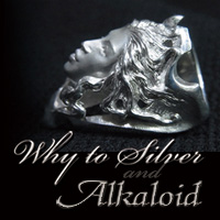 Why to Silver & Alkaloid