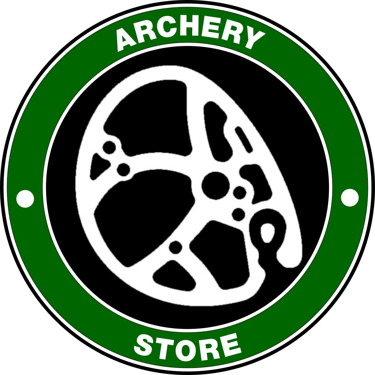 アーチェリー小物店