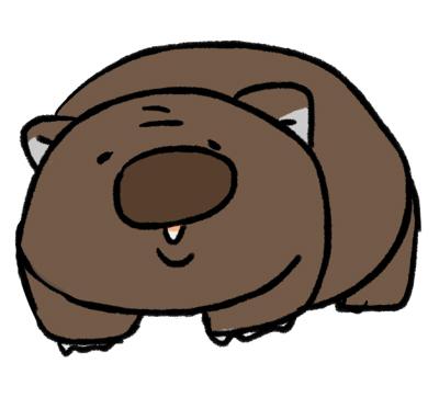 mel-wombat-