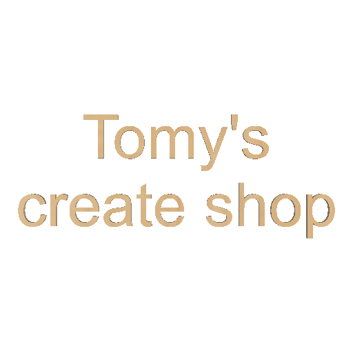 Tomy's create shop