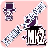 MK2. JKFIGURE x 3DPRINT