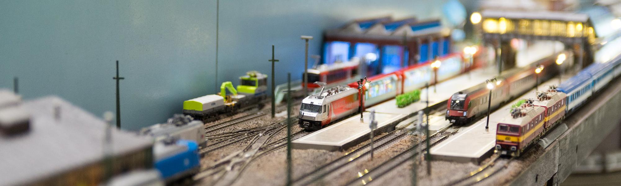 KH Train Factory