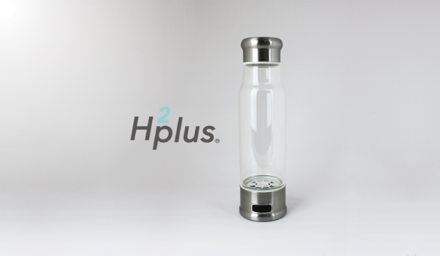 H2plus(携帯式水素水生成器)